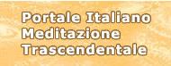 Portale Italiano Meditzaione Trascendentale